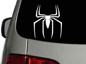 SPIDERMAN-Superhero-Vinyl-Decal-Car-Window-Wall-Truck-Sticker-CHOOSE-SIZE-COLOR