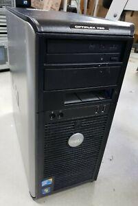 Dell Optiplex 760 MT Desktop Computer 3GHz 1GB No HDD