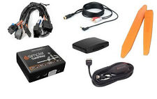 Bluetooth streaming music kit +3.5mm aux audio input jack for 2006+ GM radio