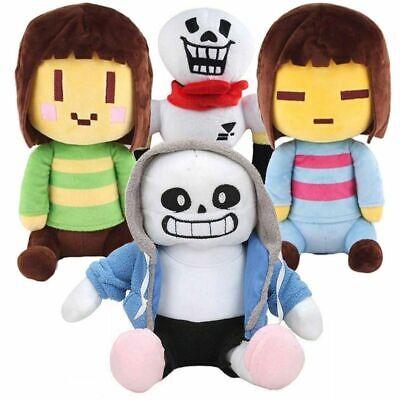 Game Undertale Papyrus Sans Temmie Soft Plush Toy Asriel Stuffed Kids Toys Doll