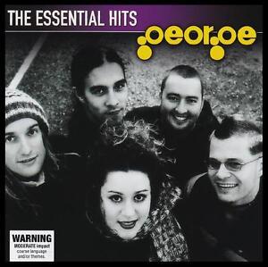GEORGE-ESSENTIAL-HITS-CD-Album-KATIE-NOONAN-00-039-s-AUSTRALIN-POP-NEW