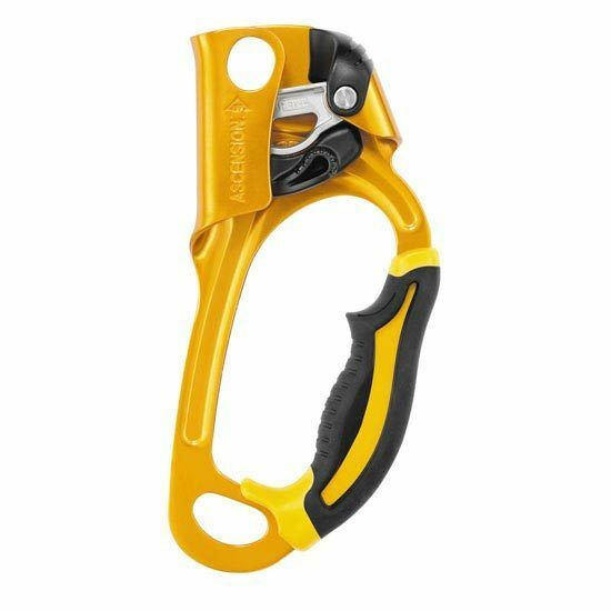 Petzl Ascension Handle (Right-handed) B17ARA Climbing Gear Ascenders Hand