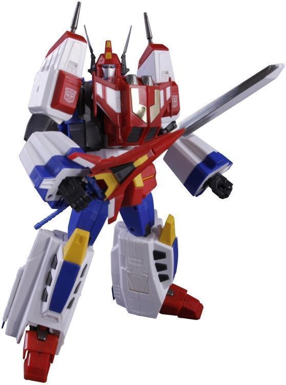 Takara Transformers Masterpiece MP-24 Star Saber avec EXCLUSIVE COIN
