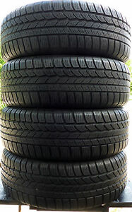 4-Pieces-215-60-r17-Continental-4x4-WinterContact-BMW-Pneus-hiver-96-H-SALE
