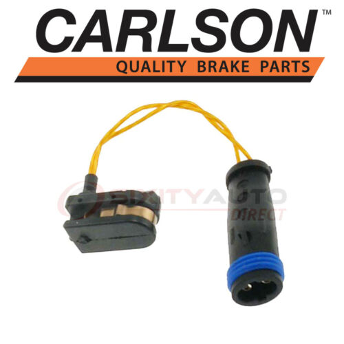Carlson Rear Disc Brake Pad Wear Sensor for 2007-2009 Mercedes-Benz GL320 px