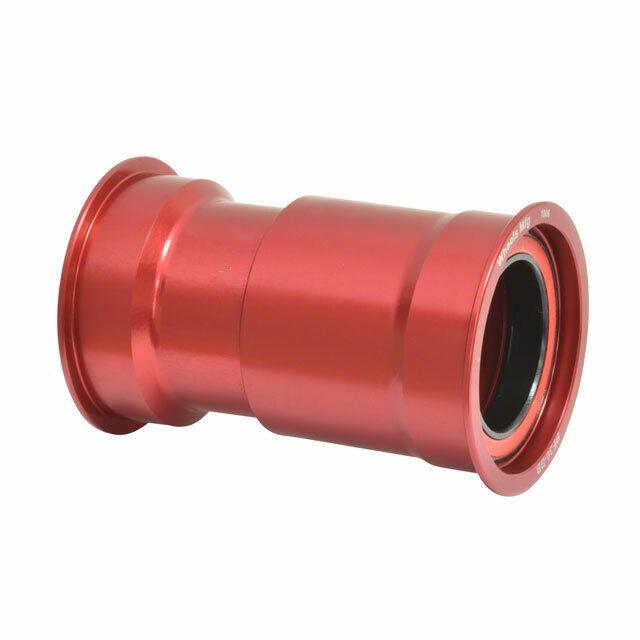 Wheels Manufacturing Pressfit 30 Parte Inferiore con Zero in Ceramica Ibrida