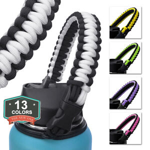 Water-Bottle-Safety-Ring-Strap-Rope-Handle-for-Hydro-Flask-Wide-Mouth-Welcome