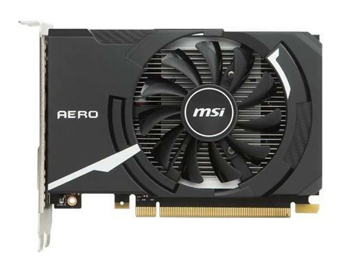 MSI GeForce GT 1030 AERO ITX 2G OC, 2GB, OC/SL-DVI-D/HDMI/ATX/FAN