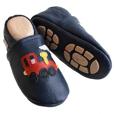 Fiducioso Pantofole's Krabbelschuhe Pantofole Liya Baby Scarpe - #688 Manovratori In Mari-