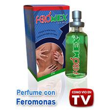 Perfume con Feromonas para Atraer a las Mujeres - Como Vio en TV (1 frasco)