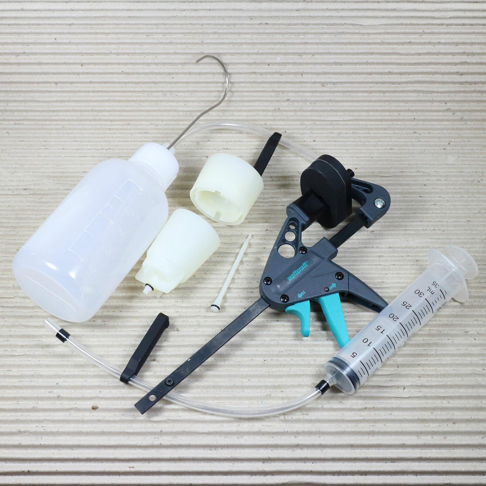 WERKZEUG Shimano TL-BT03 Entlüftungs Kit für hydraulische Scheibenbremse Shimano Scheibenbremse hydraulische b43672