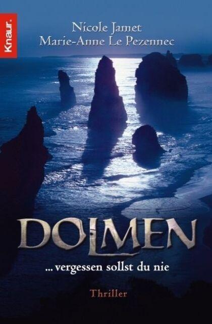 Dolmen Roman von Marie-Anne Le Pezennec und Nicole Jamet (2007, Taschenbuch)