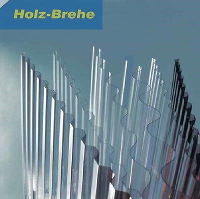 Fürs Dach 10,50 €/qm Owolux Lichtplatten Wellplatten Bronze Getönt Sinus Lichtwellplatten Heimwerker