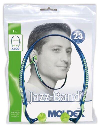 FREE UK P/&P Moldex 6700 Jazz Band Earplugs