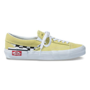 Details about New Vans Slip,On CAP Checkerboard Endive/True White Sneakers  Shoes 2019