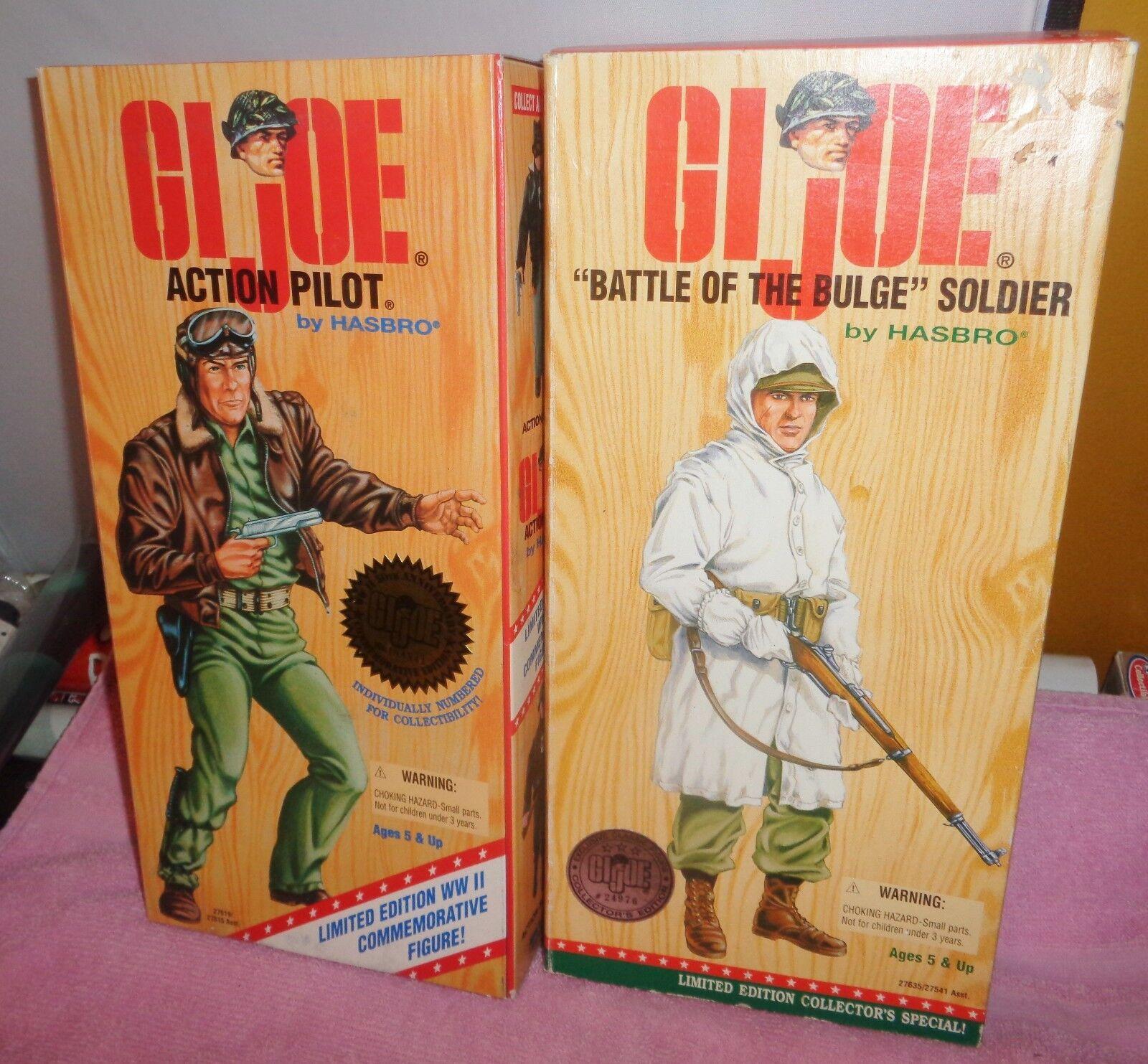 GI Joe Lot Action Figures  Action Pilot &