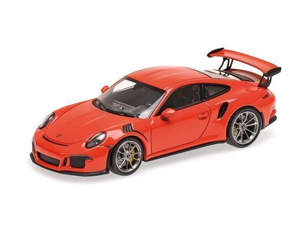 Minichamps Porsche 911 (991) GT3 RS 2015 lava 1 18 155066220