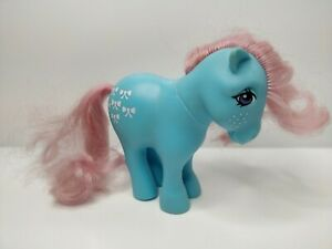 My-Little-Pony-G1-European-Bow-Tie-UK-Vintage-Toy-Hasbro-1982-Collectibles-MLP-A