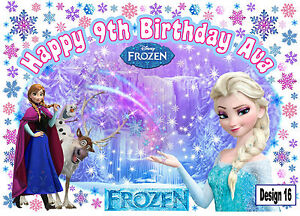 DISNEY-ELSA-ANNA-PRINCESS-FROZEN-SNOWFLAKE-BIRTHDAY-PARTY-ICING-CUP-CAKE-TOPPERS