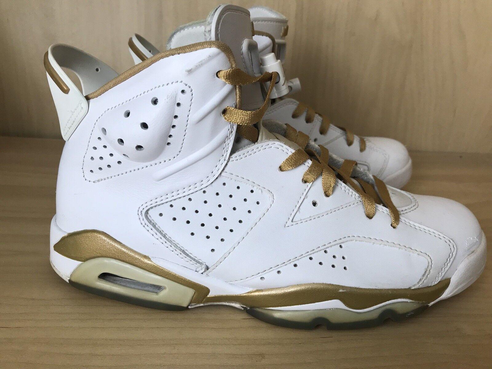 Nike Air Jordan 6 VI Golden Moment Pack Great discount