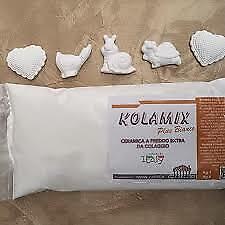 Polvere per ceramica a freddo KOLAMIX 1 Kg.