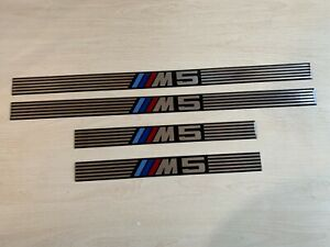 2Car door sills thresholds BMW E34 M5 with Epoxy resin coating