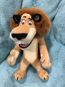 Madagascar Escape 2 Africa 11 Plush Lion Doll Alex Ebay