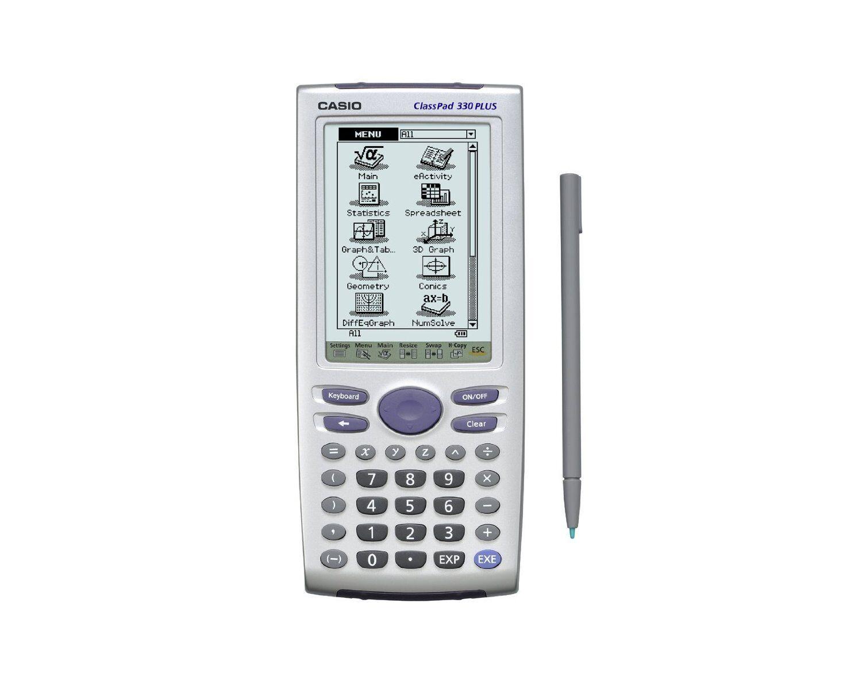 Casio  CLASSPAD 330 PLUS Graphing Calculator Power w  Pen LCD Battery NEW