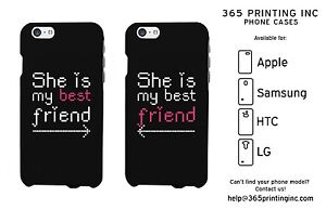 premium selection b0759 c4f5a Details about Best Friend Phone Cases for iphone 4 5 5C 6 6+ Galaxy S3 S4  S5 HTC One M8 LG G3