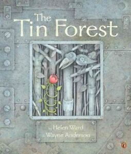 Tin-Forest-Paperback-by-Ward-Helen-Anderson-Wayne-ILT-Brand-New-Free