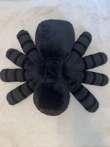 "Minecraft Gray Plush Cave Spider 16""x13"" Stuffed Animal Jinx Mojang Spin Master"