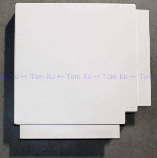Tehalit Flachwinkel M 5545 rws reinweiß M55459010 LF60231 FB60230 gebraucht