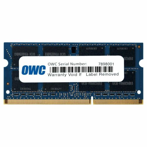 16GB OWC 1867MHz DDR3 SO-DIMM PC3-14900 2x 8GB Memory Upgrade Kit