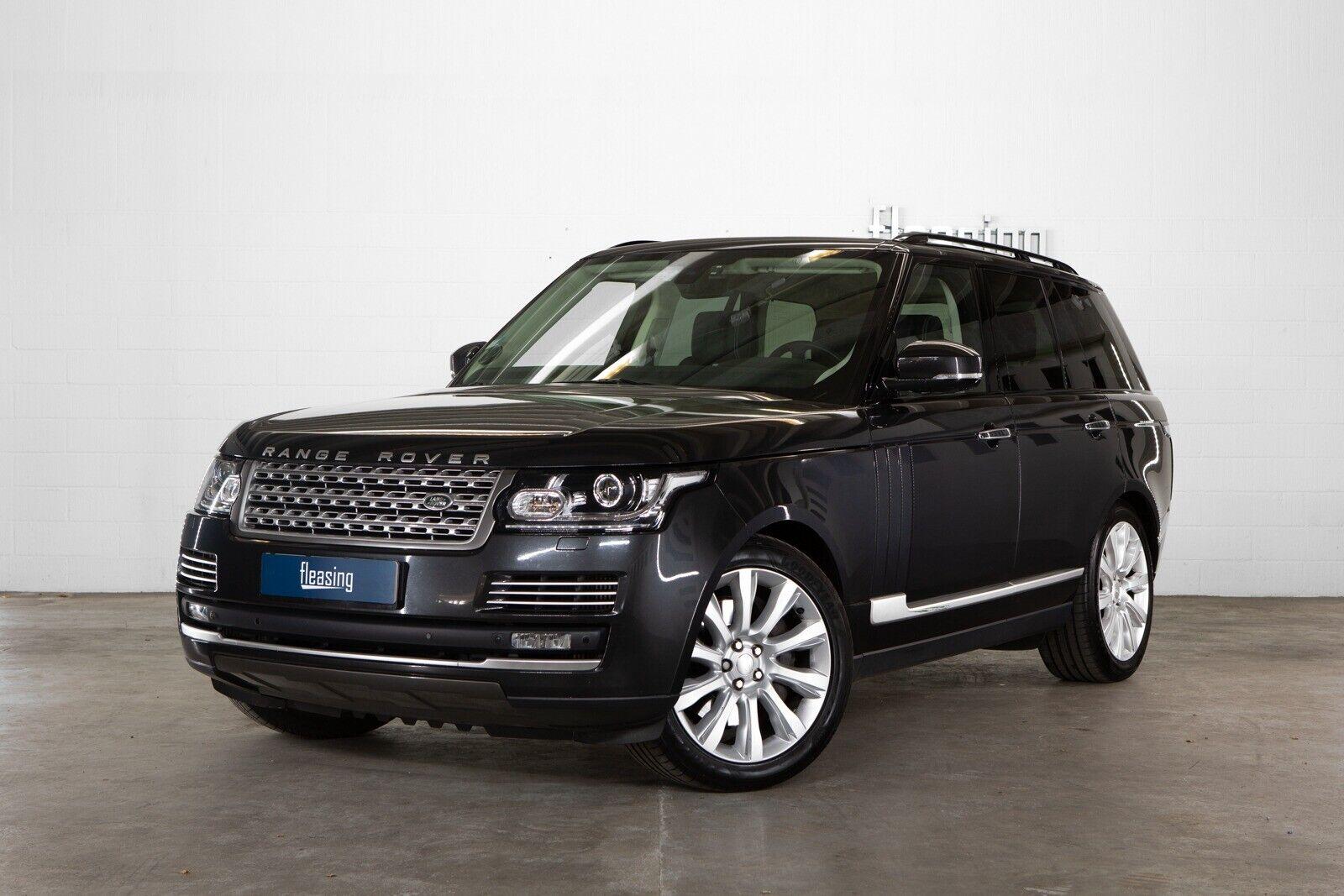 Land Rover Range Rover 4,4 SDV8 Autobiography aut. 5d - 6.672 kr.