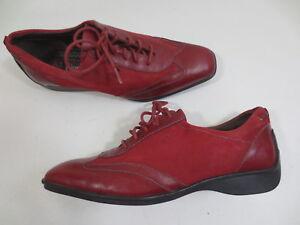 Rouge en compensé 23 Caprice à Sneaker lacets G 4 Coussin New Vin Air 37 Chaussures cuir Like wPqRfBwx