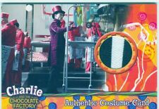 Charlie & The Chocolate Factory Costume Card Candy Store Workers