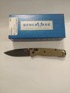 BENCHMADE 535GRY-1 BUGOUT S30V NEW IN THE BOX