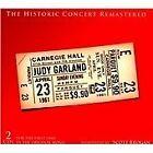 Judy Garland - Historic Carnegie Hall Concert (Remastered/Live Recording, 2012)