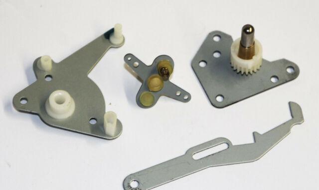 Motor Gears  Metal Brackets Lot