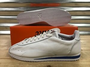Details about Nike Classic Cortez Premium Retro Running Shoes Leather White SZ ( 807480 103 )