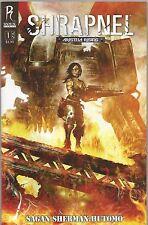 SHRAPNEL #1 (2009) Back Issue (S)