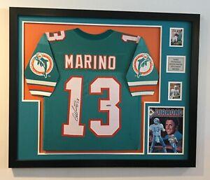 Details about Jersey Framing NFL FOOTBALL Frame Your Autographed Signed Jerseys Custom Framed