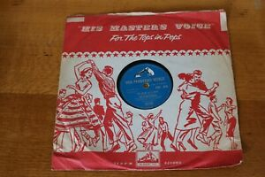 Malcolm-Vaughan-My-Special-Angel-The-Heart-Of-A-Child-HMV-78-10-034-Record-1957