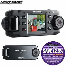 "Nextbase DUO Car Dash Dashboard Video Dual Camera 2"" 720P HD DVR Cam"