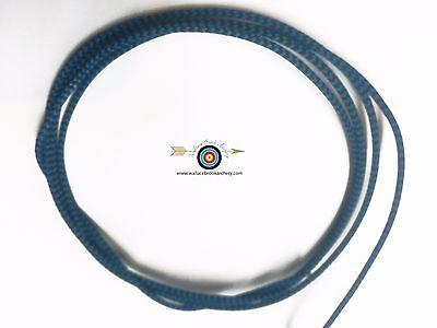 5/' BCY NOIR boucle D matériel Tir à L/'Arc Bowstring-Corde Drop Away Cordon
