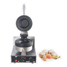 Kolice Commercial Gelato Panini Press Machine Krapfen Warmer Waffle Maker