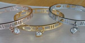 roman-numeral-stone-heart-tag-bracelet-bangle-stainless-plated-rose-yellow-gold