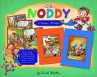 Noddy Classic Prints 6 Plus 2 Mounts by E. Blyton Paperback Book Shippi