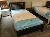 Fuji Factory Second Kingsingle Size Bed Frame