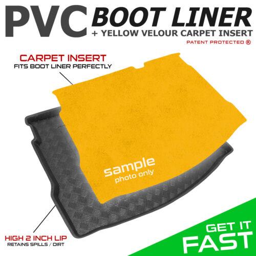 UPPER LEVEL Peugeot 3008 2017 V Mat Tray Tailored PVC Boot Liner